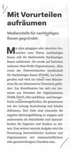 Bauzeitung, Mai 2015